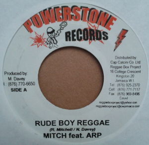 Mitch ft. Arp - Rude Boy Reggae (Powerstone)