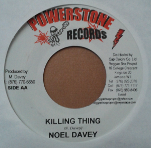 Noel Davy - Killing Thing (Powerstone)