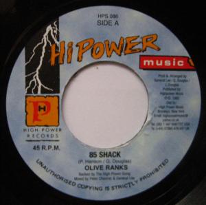85 Shack