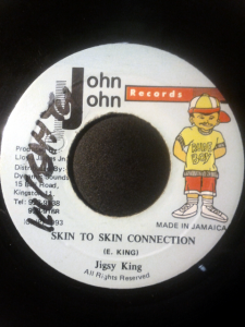 Jigsy King - Skin To Skin Connection [John John]